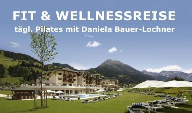 Fit- und Wellnessreise mit Dani Bauer-Lochner und mäxWELLFITREISEN